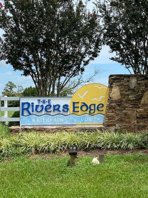Little River Access Water Front Lot For Sale