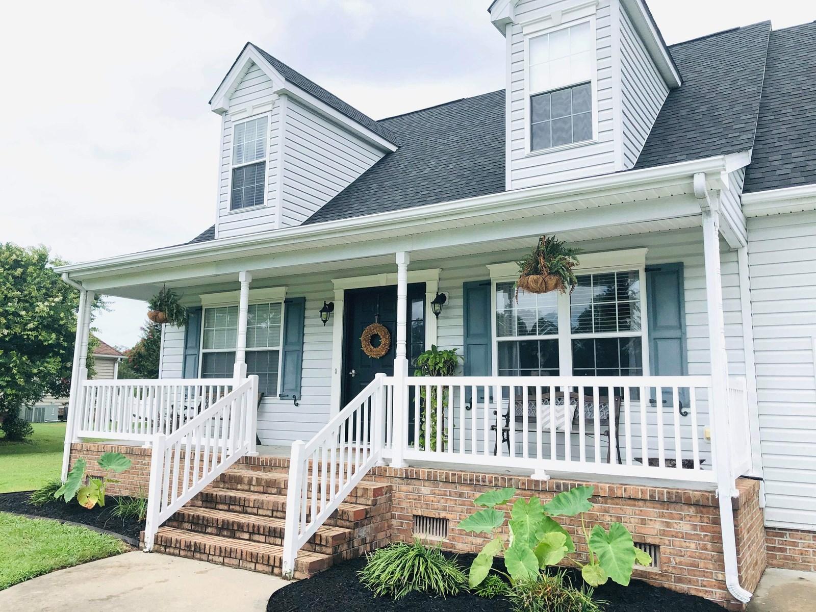 Cape Cod Style Home, Near Elizabeth City Coast Guard Base
