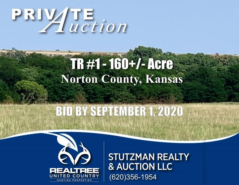 norton county ks private auction land sales