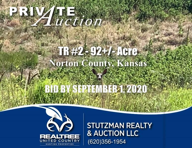 stutzman kansas land sale aution farm ranch