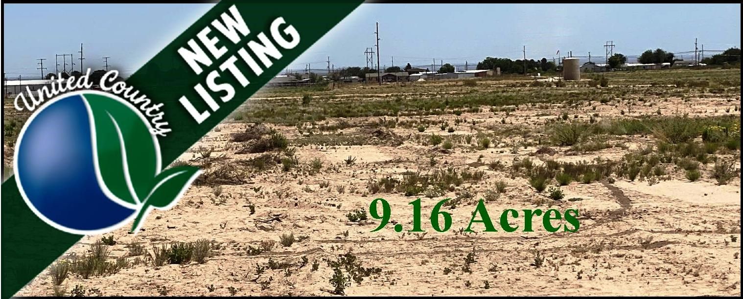 Land for Sale Near Carlsbad NM.  Acreage for Sale