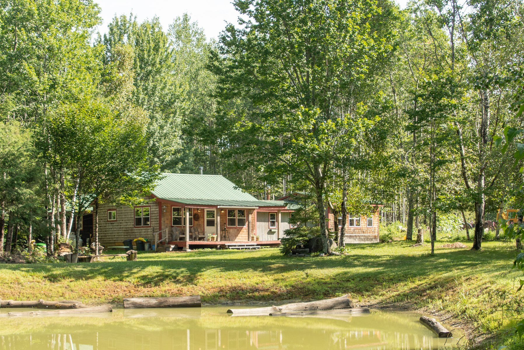 Recreational Camp for Sale in Maine