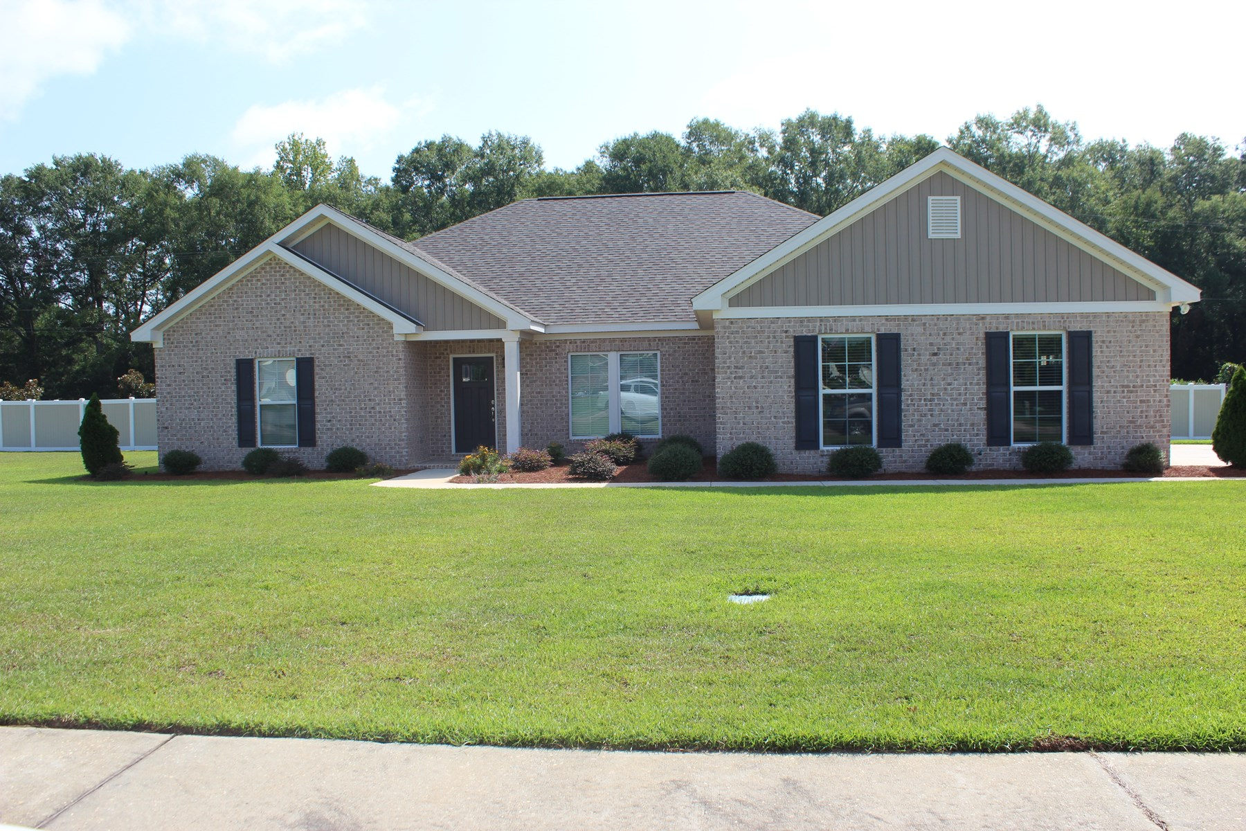 Country Home For Sale Dothan, Alabama