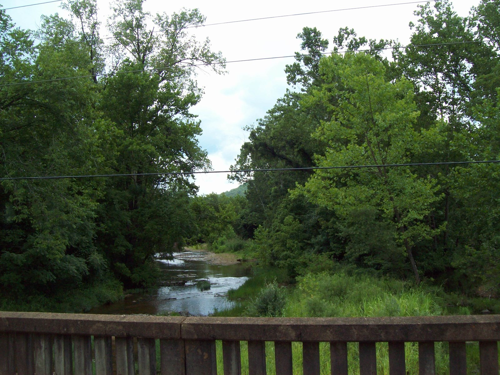 Creek Front Property, 4.8+/- Acres