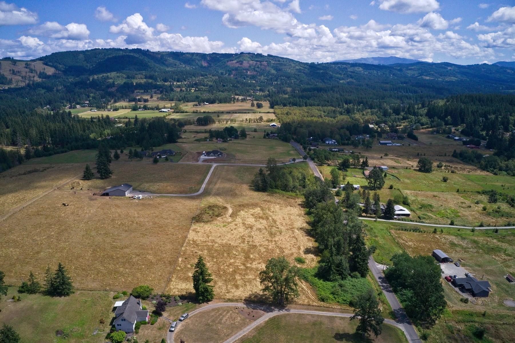 Amazing 10 acres by Battle Ground Lake