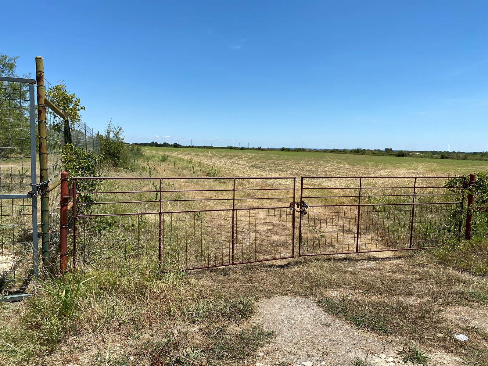 Unrestricted Land, Coryell County, Central TX, Well/Electric