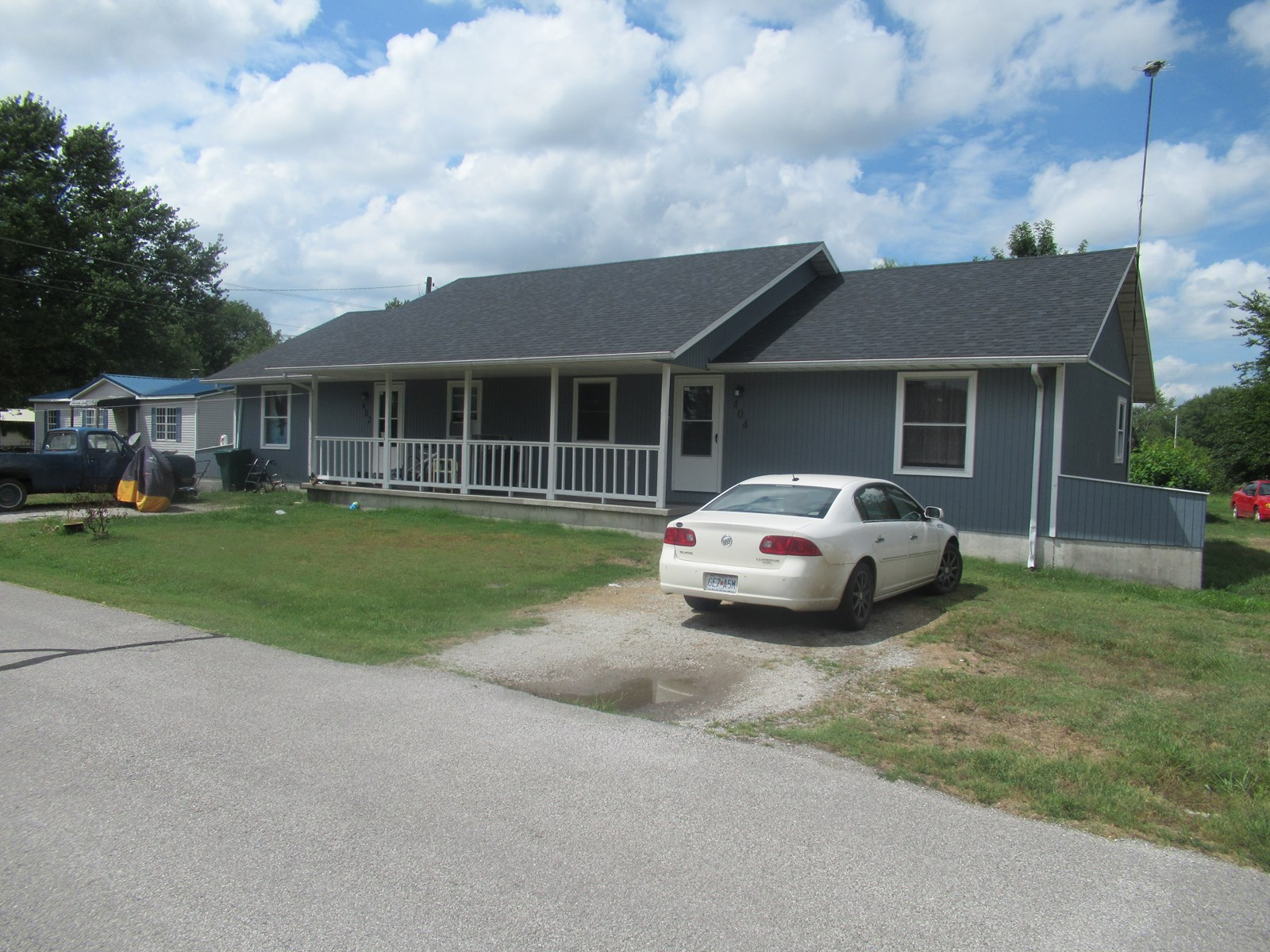 Duplex For Sale In Lockwood, Mo