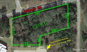 LAND FOR SALE PALESTINE TEXAS MEDICAL DISTRICT COMMERCIAL
