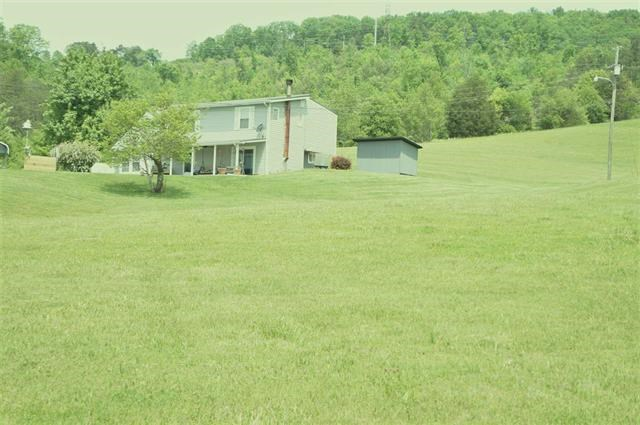 3 BR, 2 BA Home on 47.6 Acres in Mooresburg TN For Sale