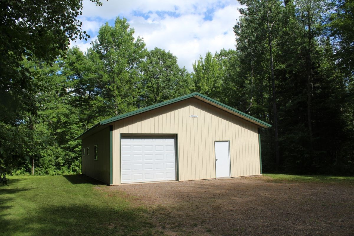 Secluded Hunting Camp in Taylor County WI