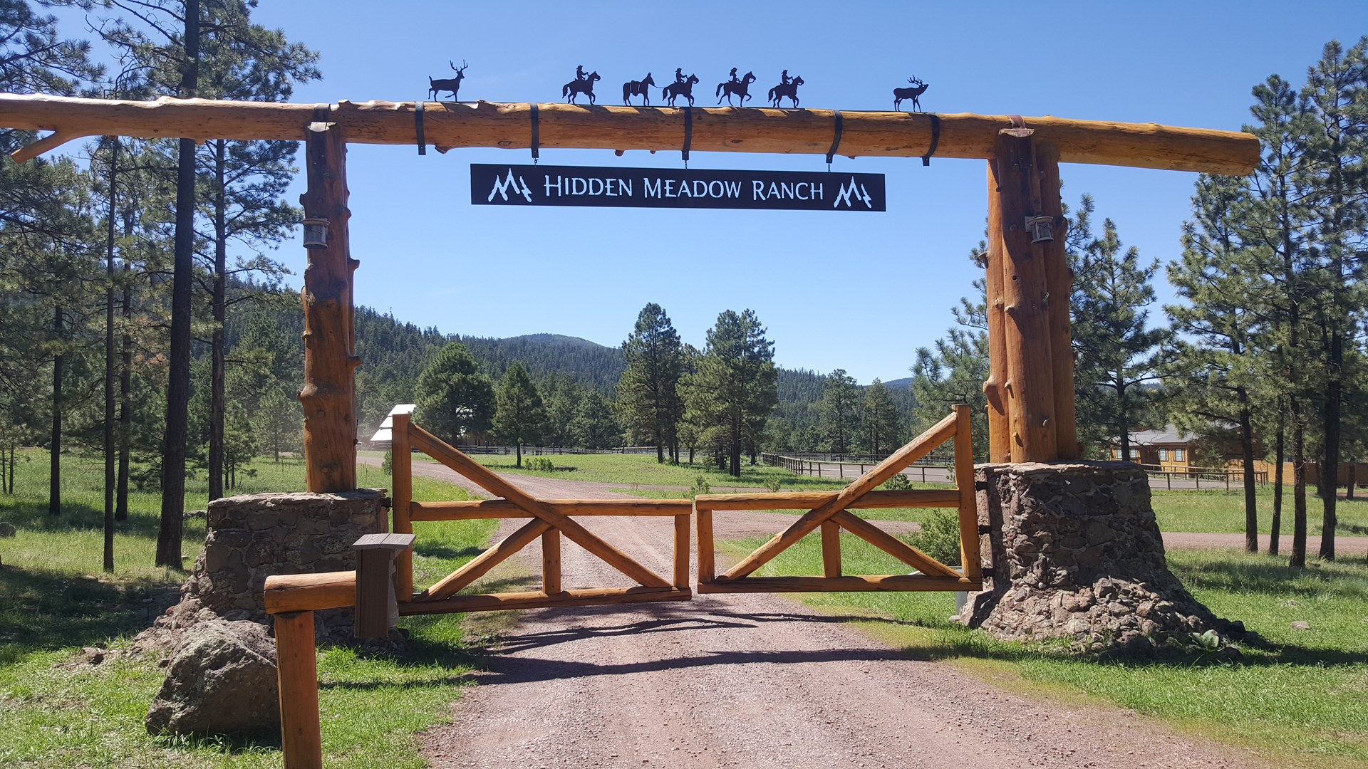 NO RESERVE LOT AUCTION IN HIDDEN MEADOW RANCH, GREER, AZ
