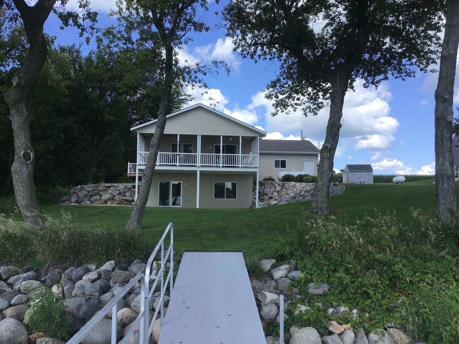 Turnkey Big Stone Lake Home Move In Ready