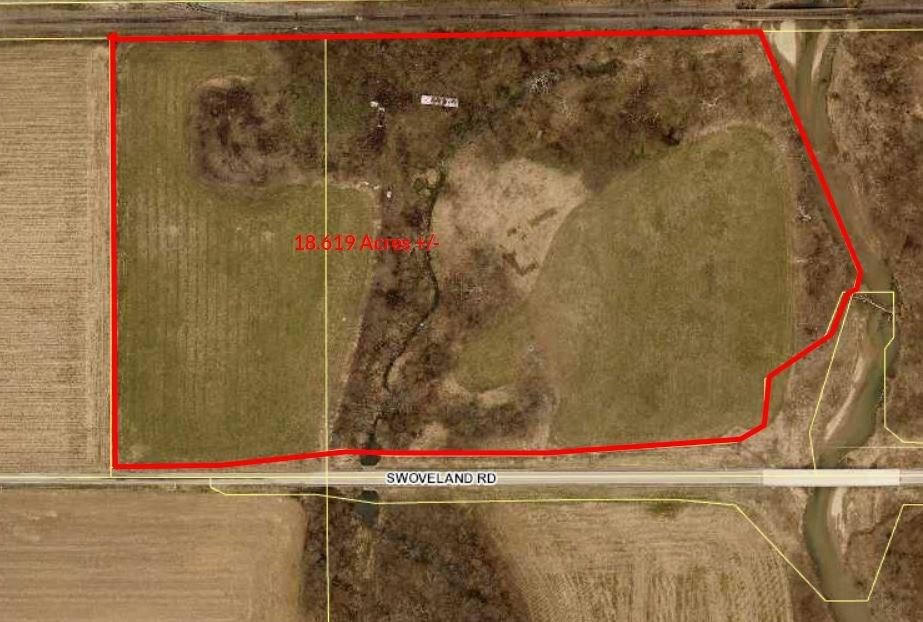 Land for Sale Greens Fork, Indiana