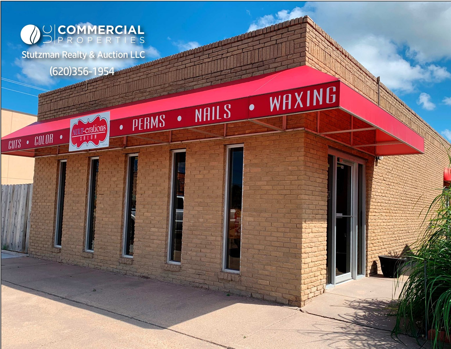 COMMERCIAL PROPERTY FOR SALE IN ULYSSES, KANSAS