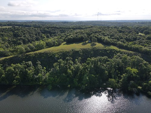 Missouri Lakefront land for sale United Country Matt Ragan