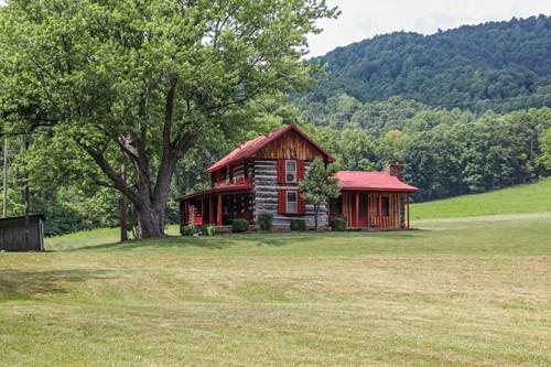 Historic Farmhouse in Stuart VA for Sale at Online Auction!