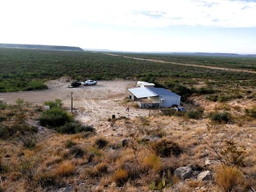 King Mountain Ranch Near Midland, TX