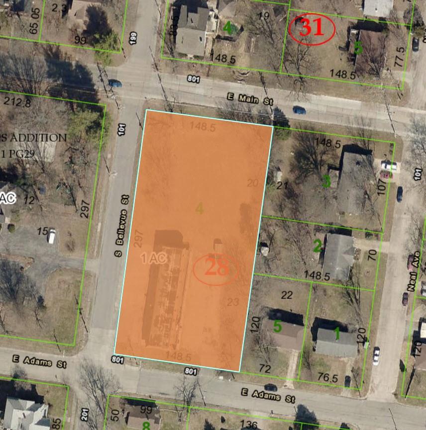 14 Unit Apartment for Sale in Jackson, Missouri
