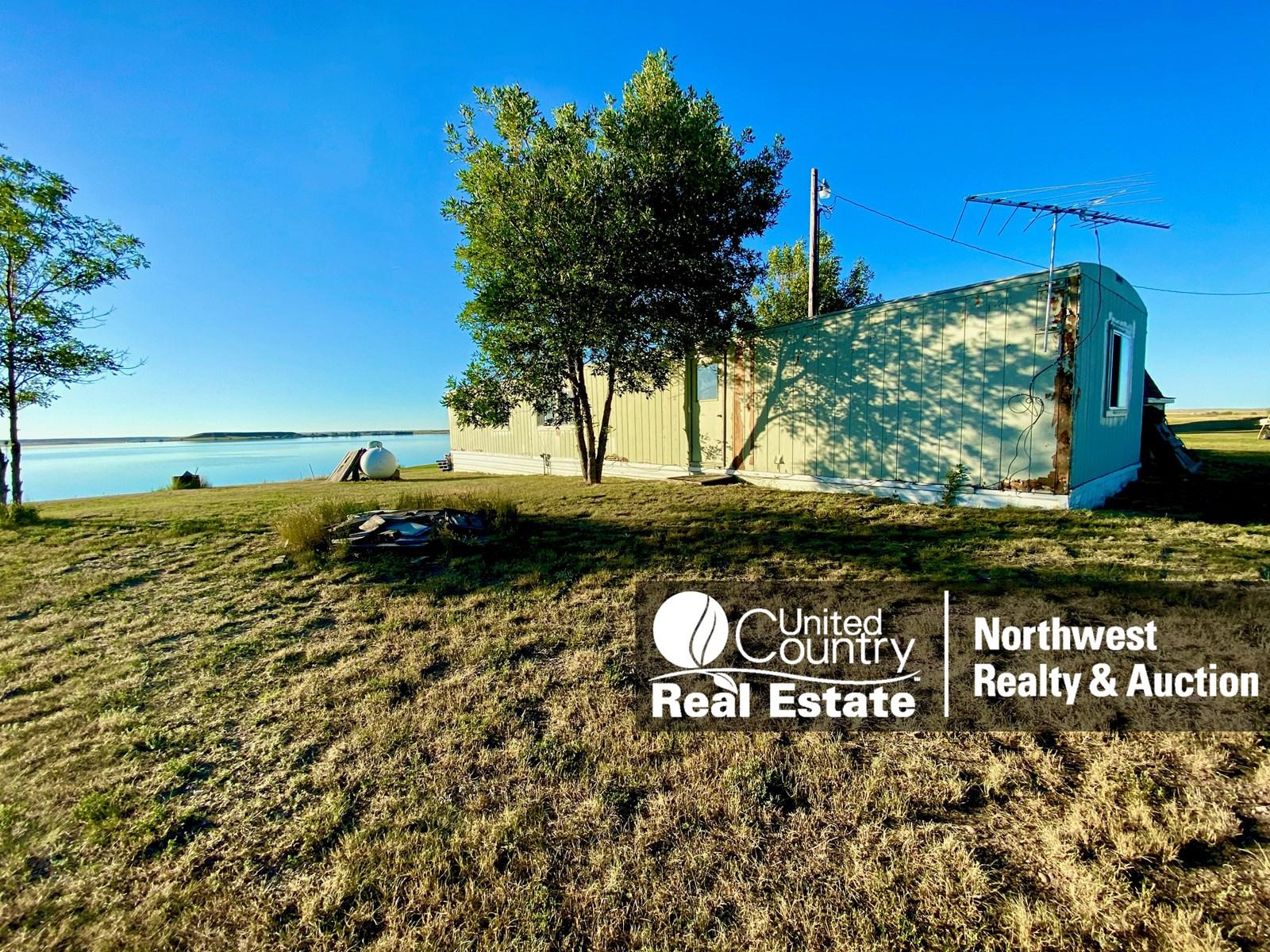 Lakefront Property at Nelson Reservoir - Lot #81