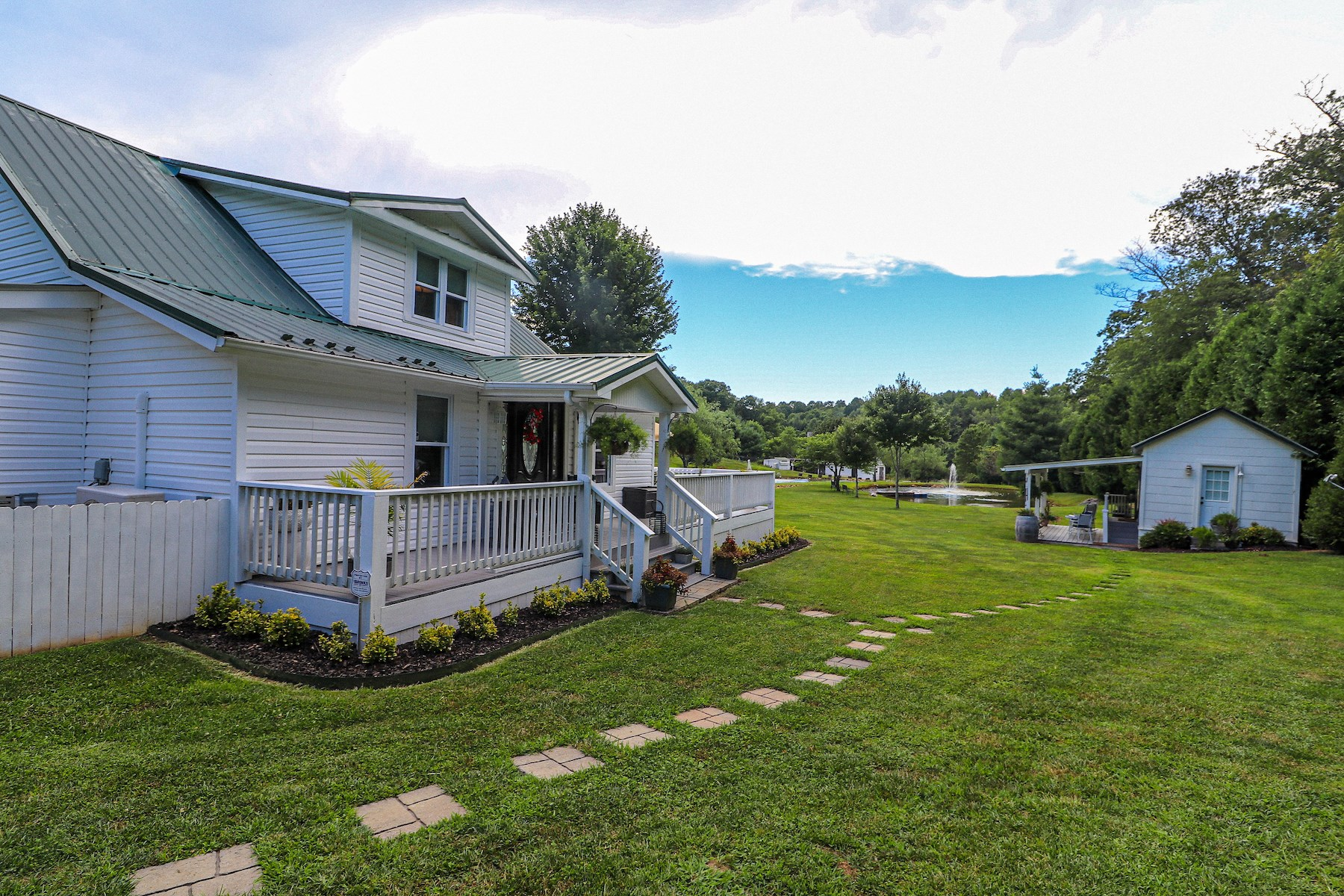 Farm for Sale in Meadows of Dan VA!