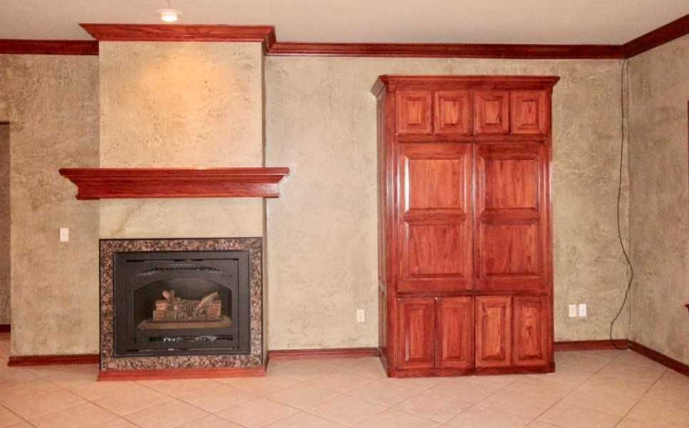 Moveable Built-in look