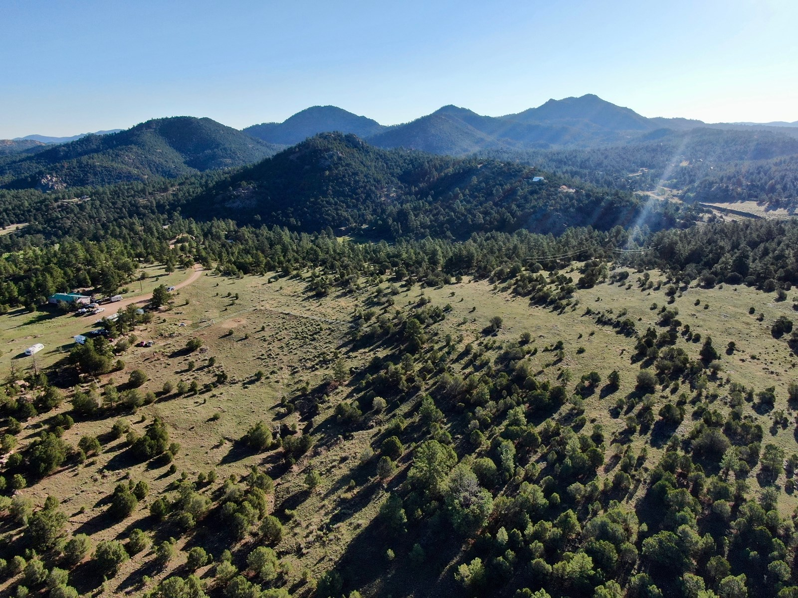 17.81 Acre Lot with Breathtaking Views of the Mountains