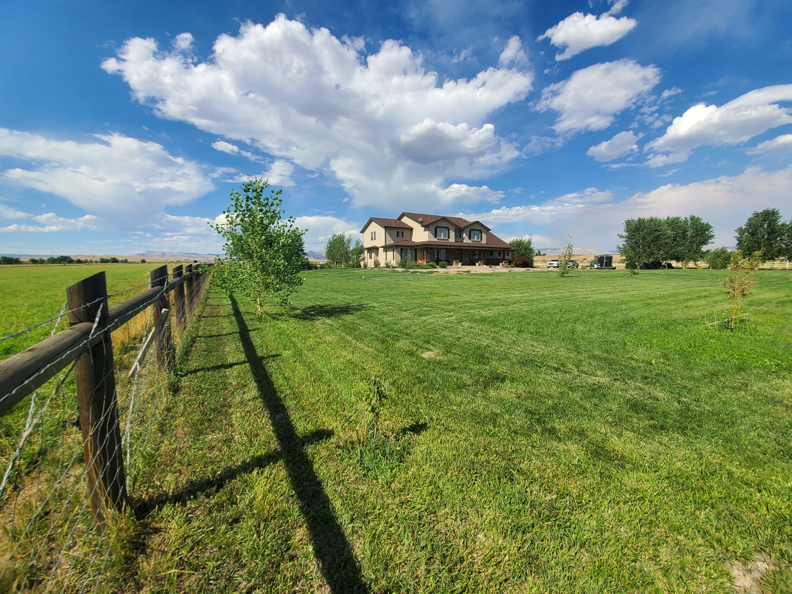 Grand Junction Country Home Horse Property