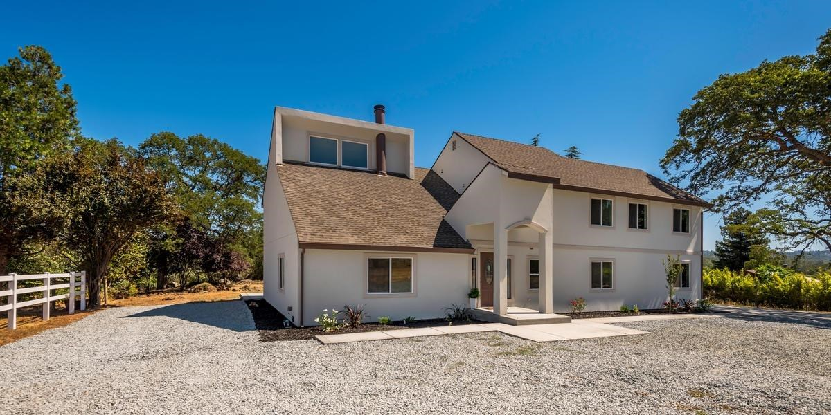 Country Home for sale Northern California