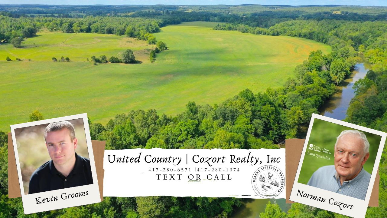 Riverfront Farm Ranch for Sale in AR
