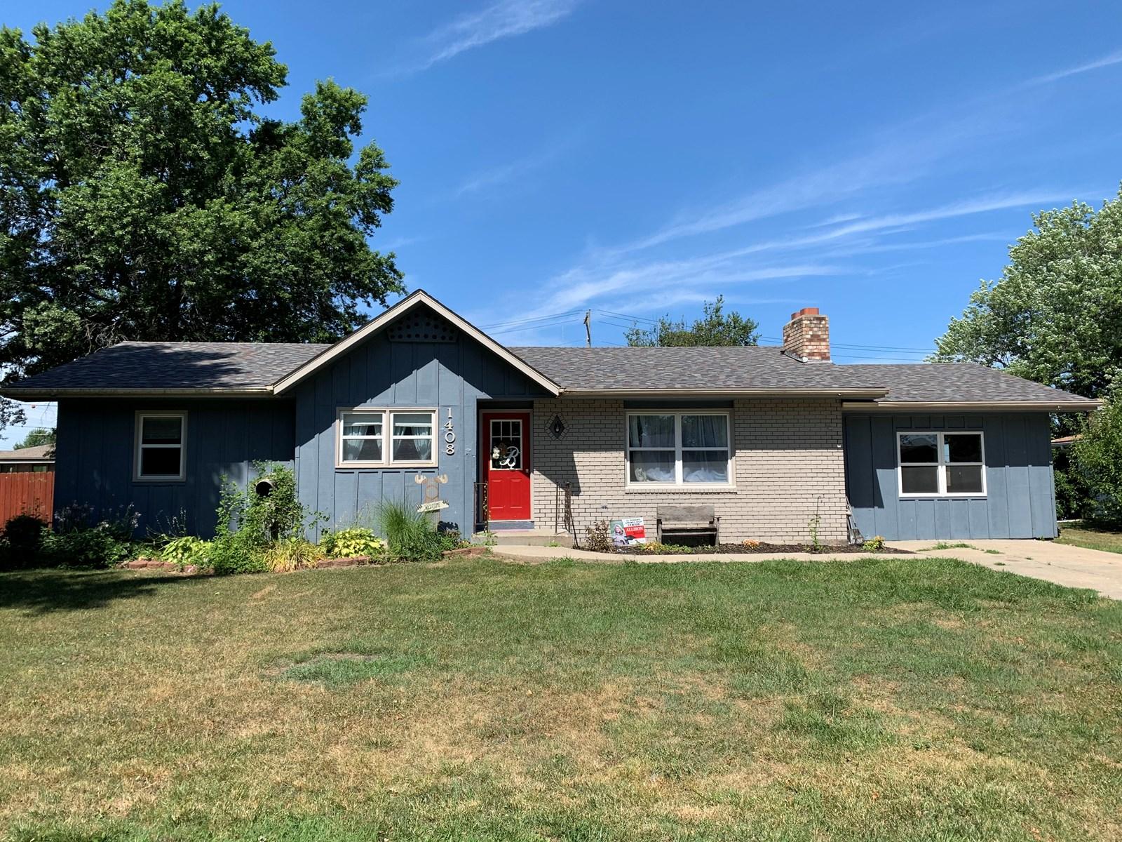 Updated Ranch Home on El Dorado Southside