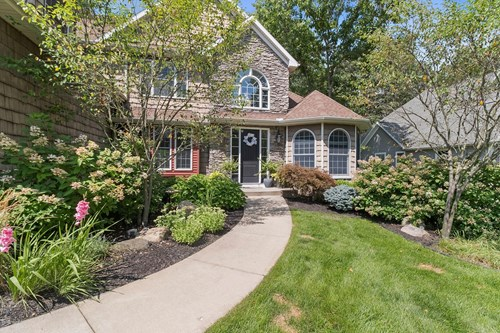Stunning large home in the Inverness neighborhood