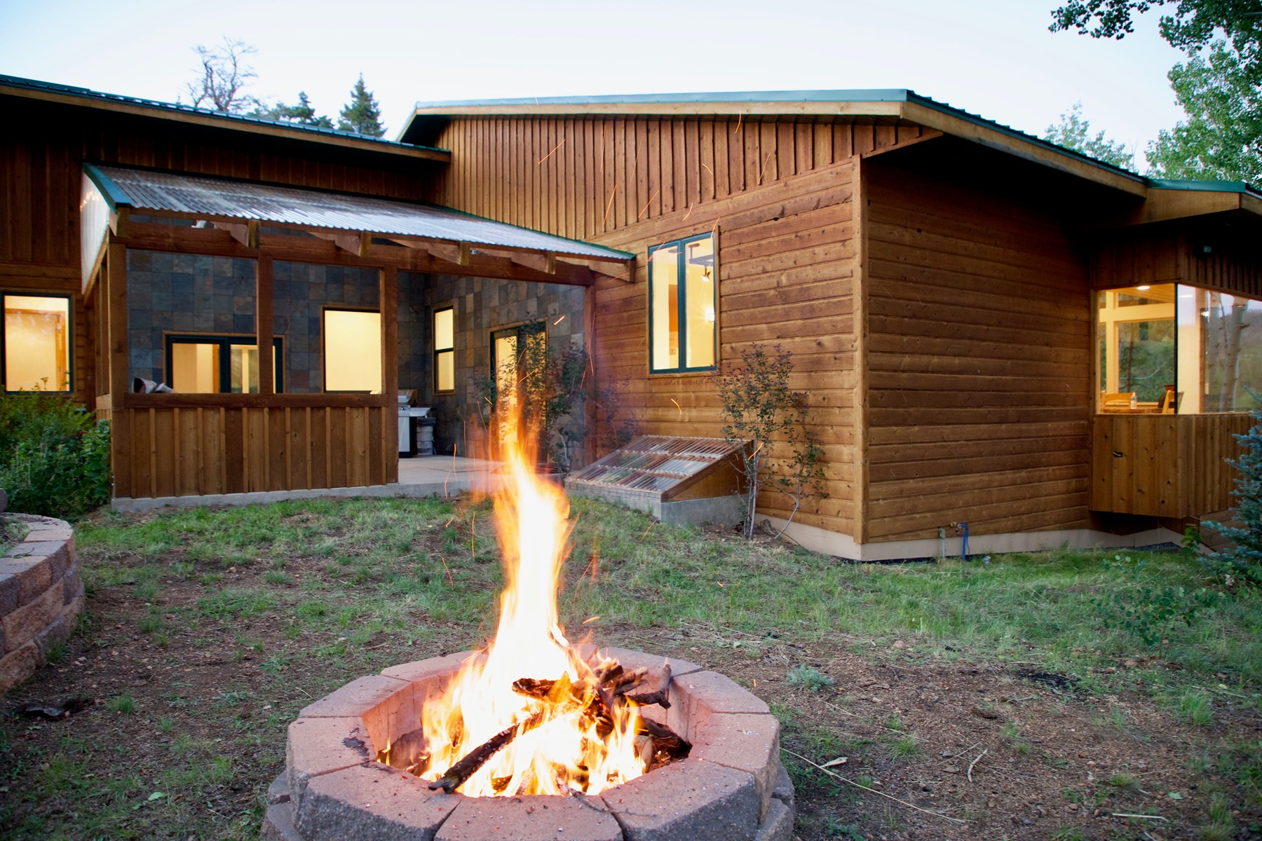 Sustainable Mountain Luxury Hunting Property for Sale in CO