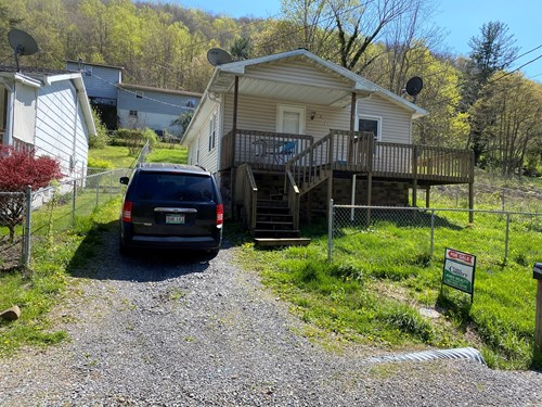 #1412 Terrace Street, Hinton, WV