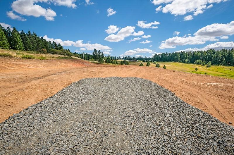 North Idaho Dream Acreage In The Heart Of Worley Idaho