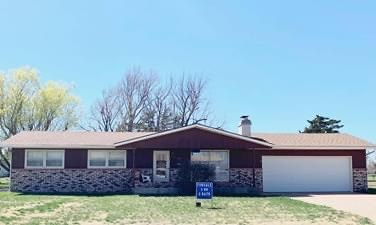 Home by Golf Course in Greensburg, KS For Sale