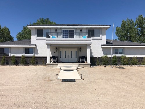 Northern Nevada Horse Property Country Home Land For Sale