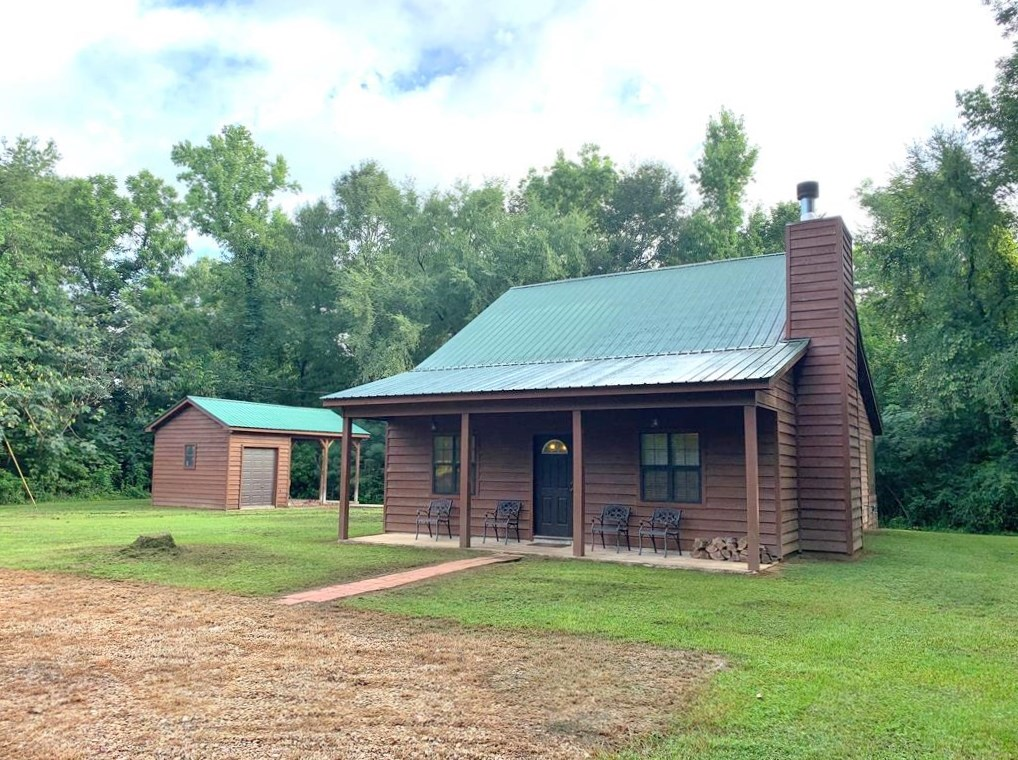60 Acres Hunting Land with Cabin, Natchez, South MS
