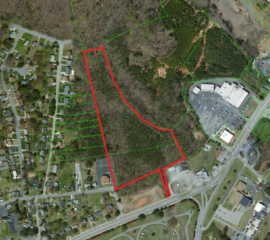 Investment Property off Hwy 29 South, Danville, VA