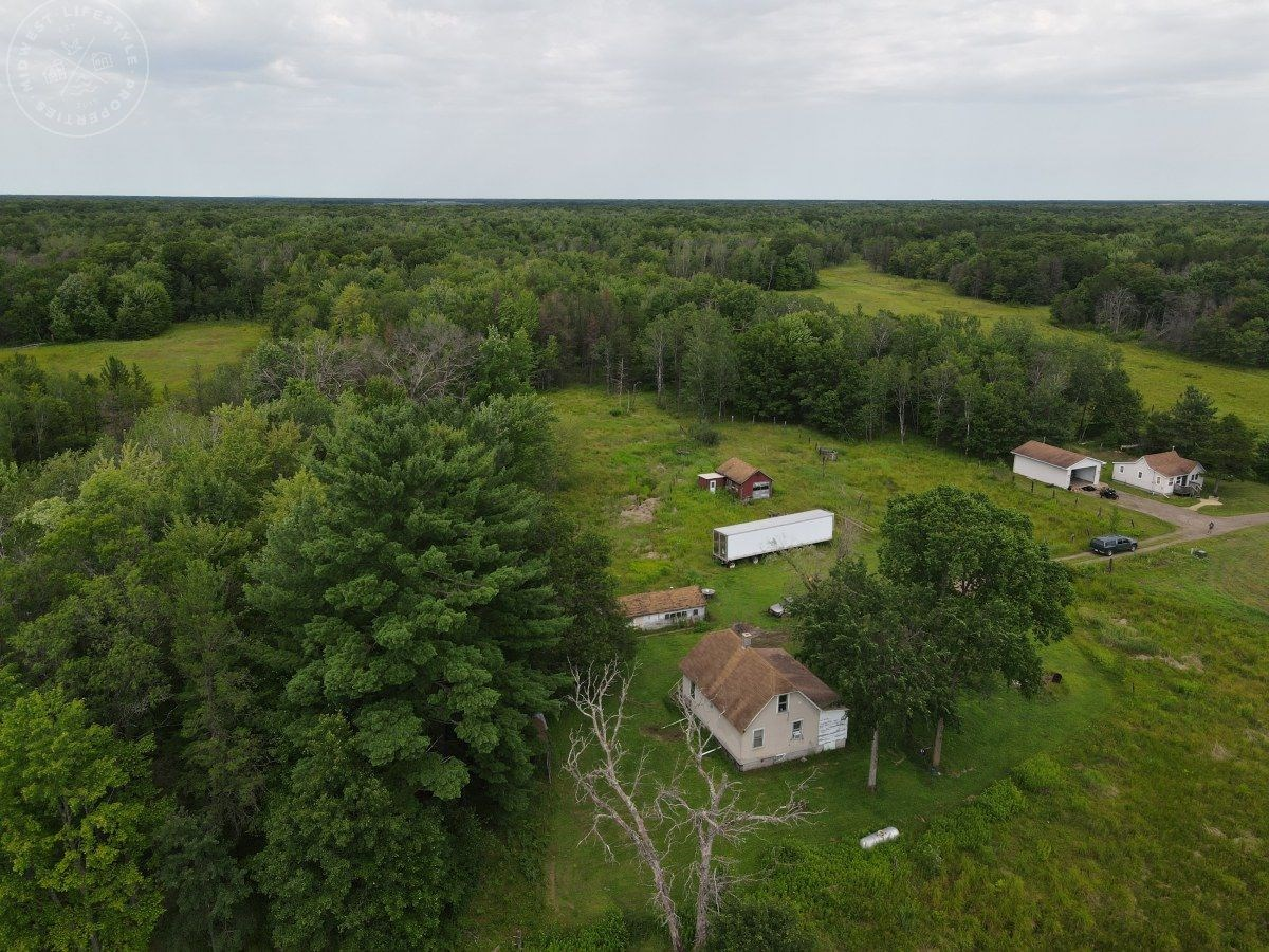 140 acres hunting land, Juneau County, Finley Township, WI