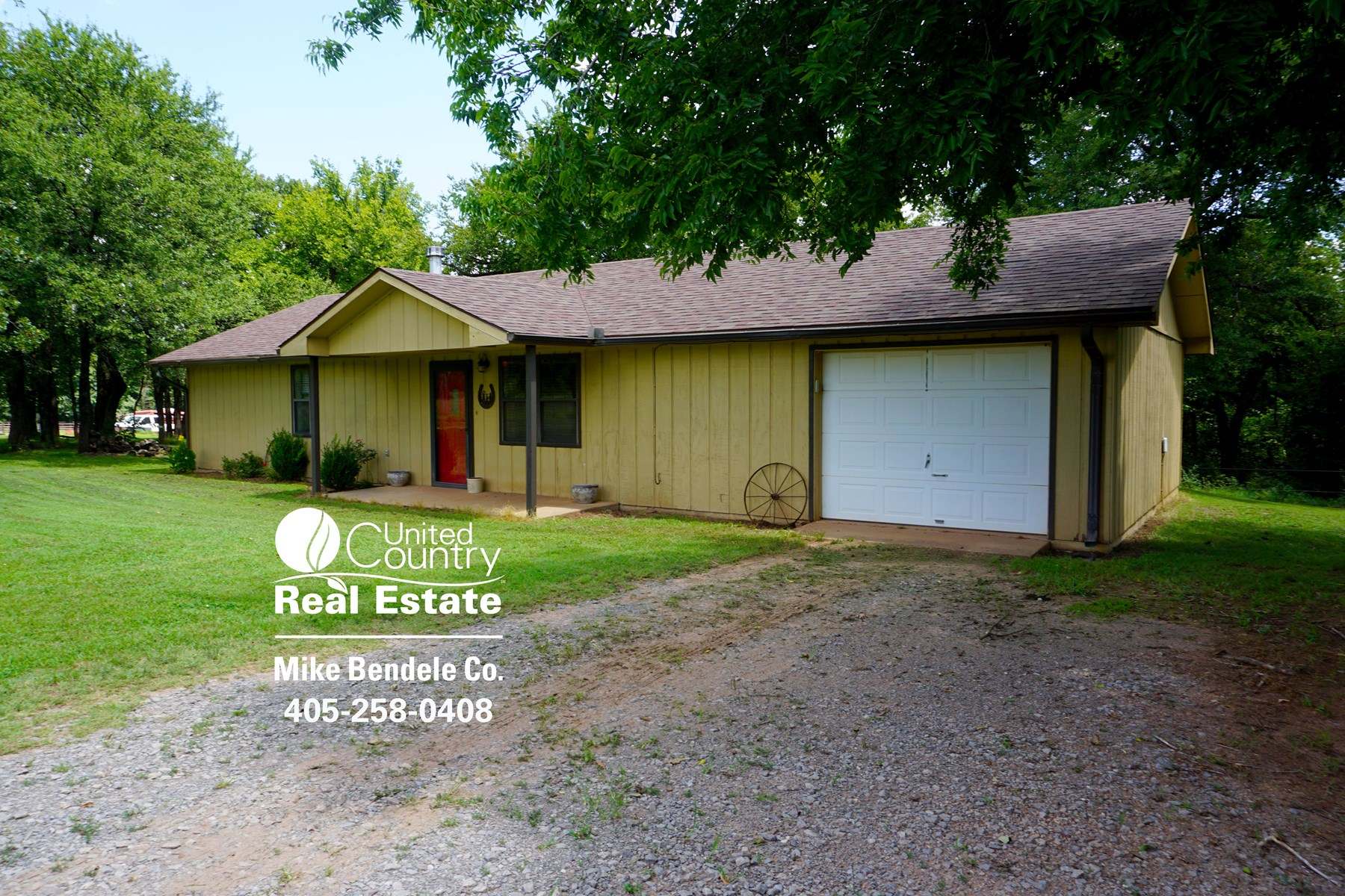 Central Oklahoma Grassland Farm Ranch