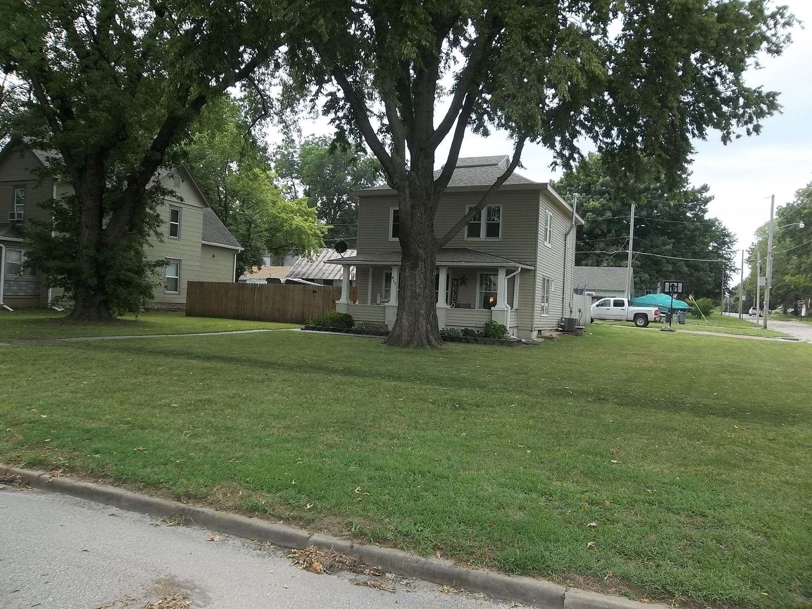 Home for sale in Chanute, Kansas