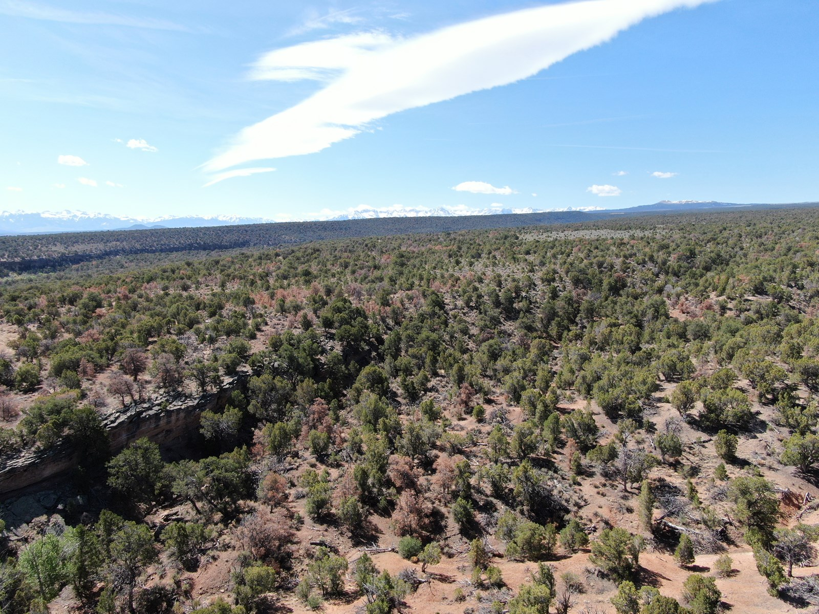 Colorado Off Grid Mountain Recreation Land For Sale