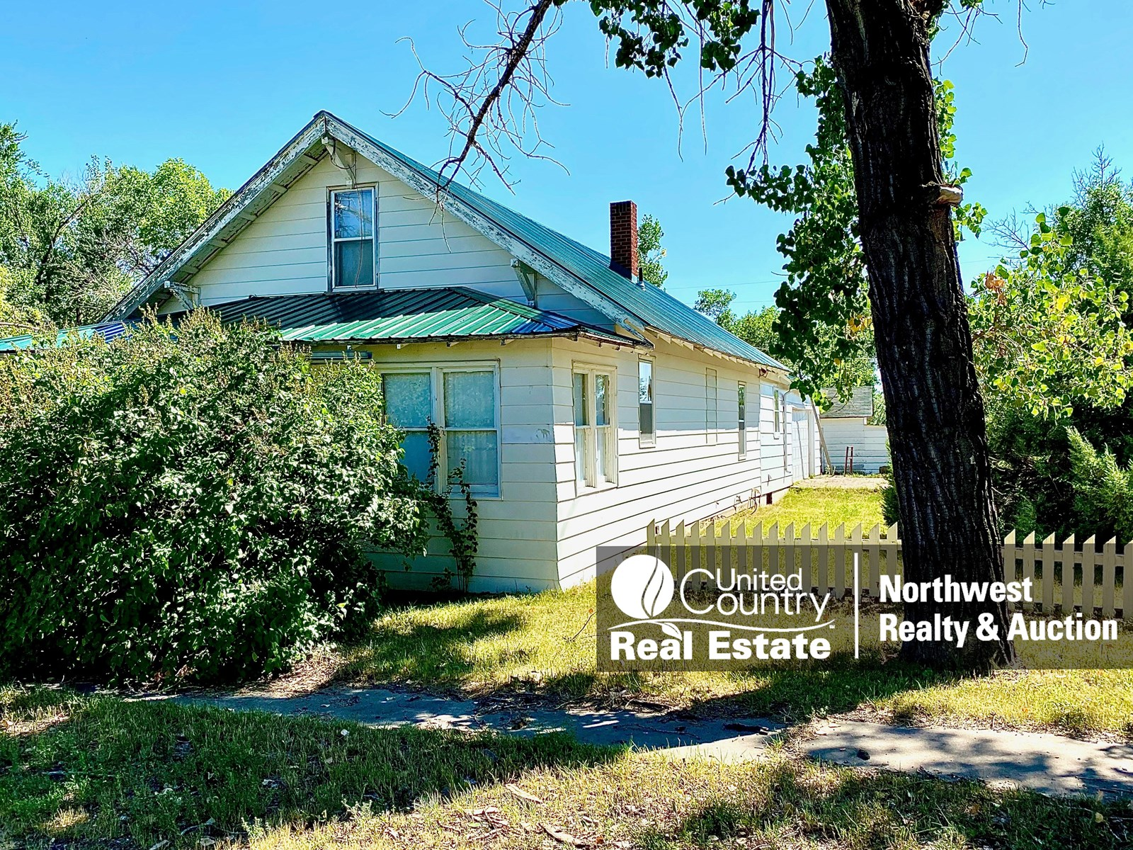Home in Dodson, MT for Sale with Attached Garage & Updates