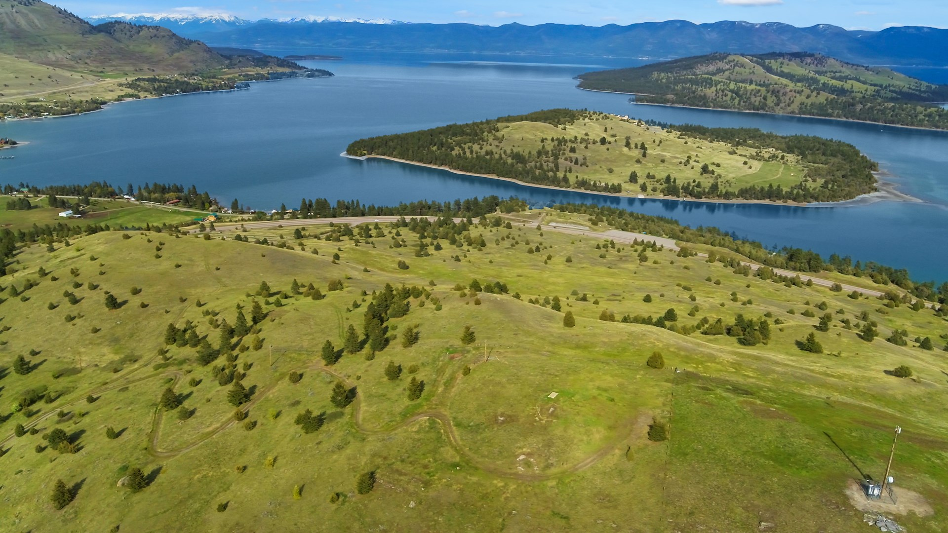 Beautiful Montana Acreage Near Flathead Lake