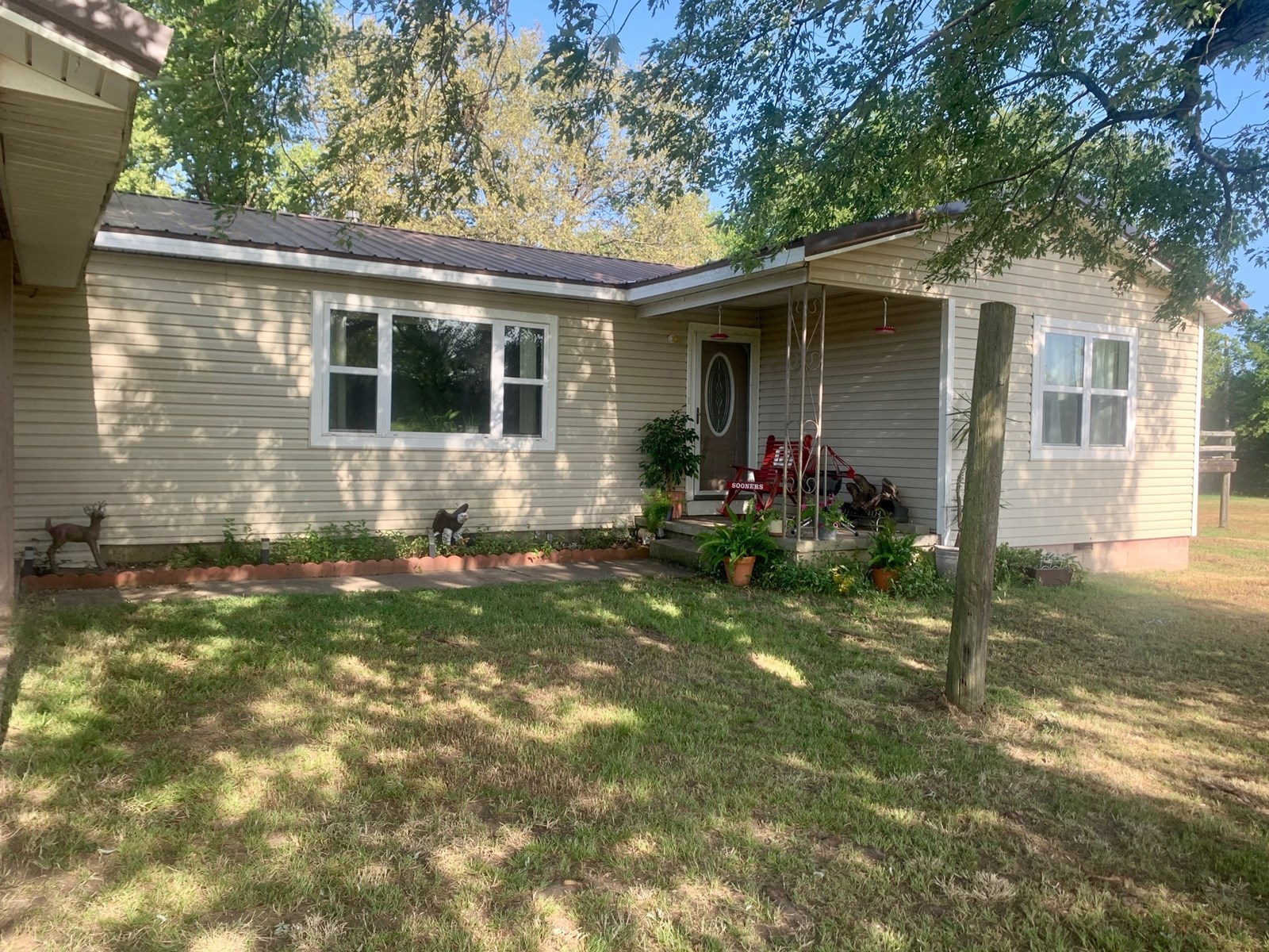 Country Home for sale- McAlester Oklahoma