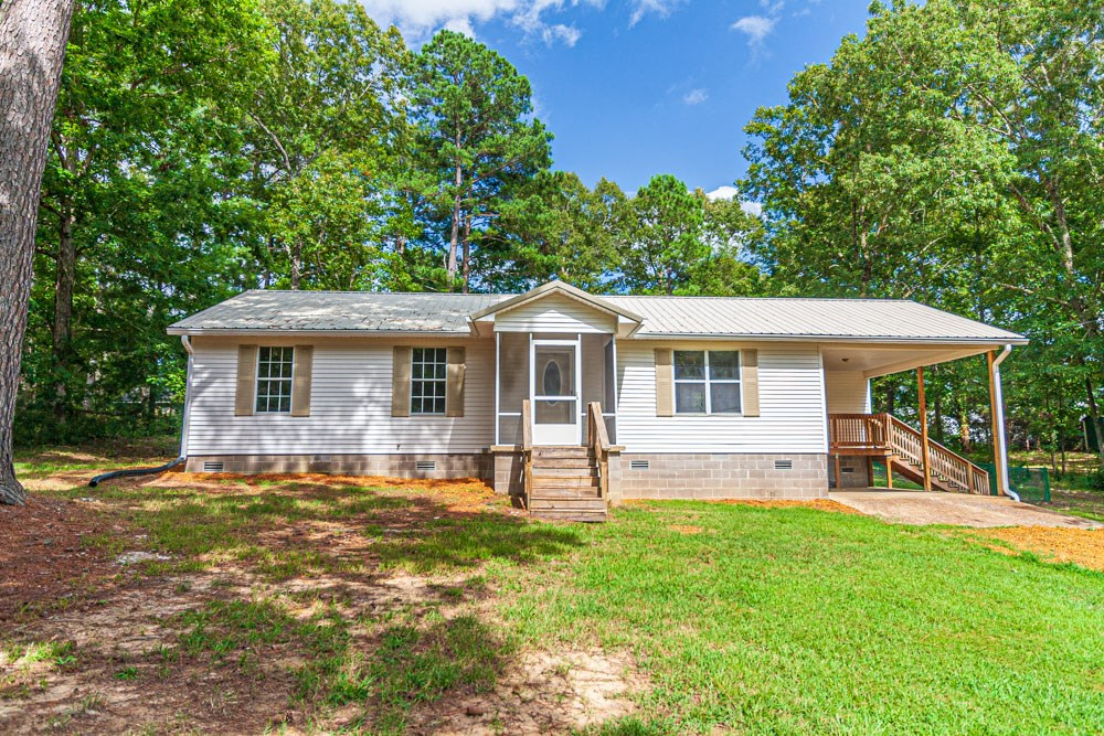 Great Starter Home Just Outside City Limits