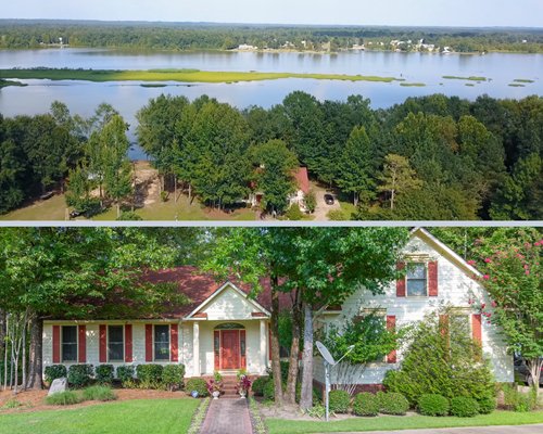 Riverfront Home For Sale In Wilcox County Near Camden AL