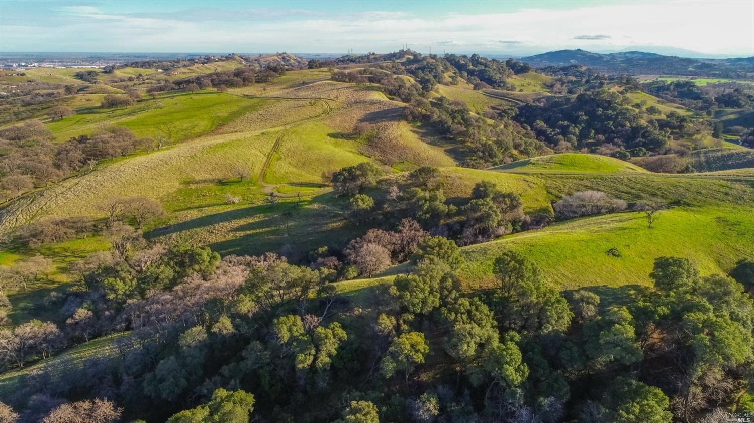 Northern California 50 Private Acres For Sale