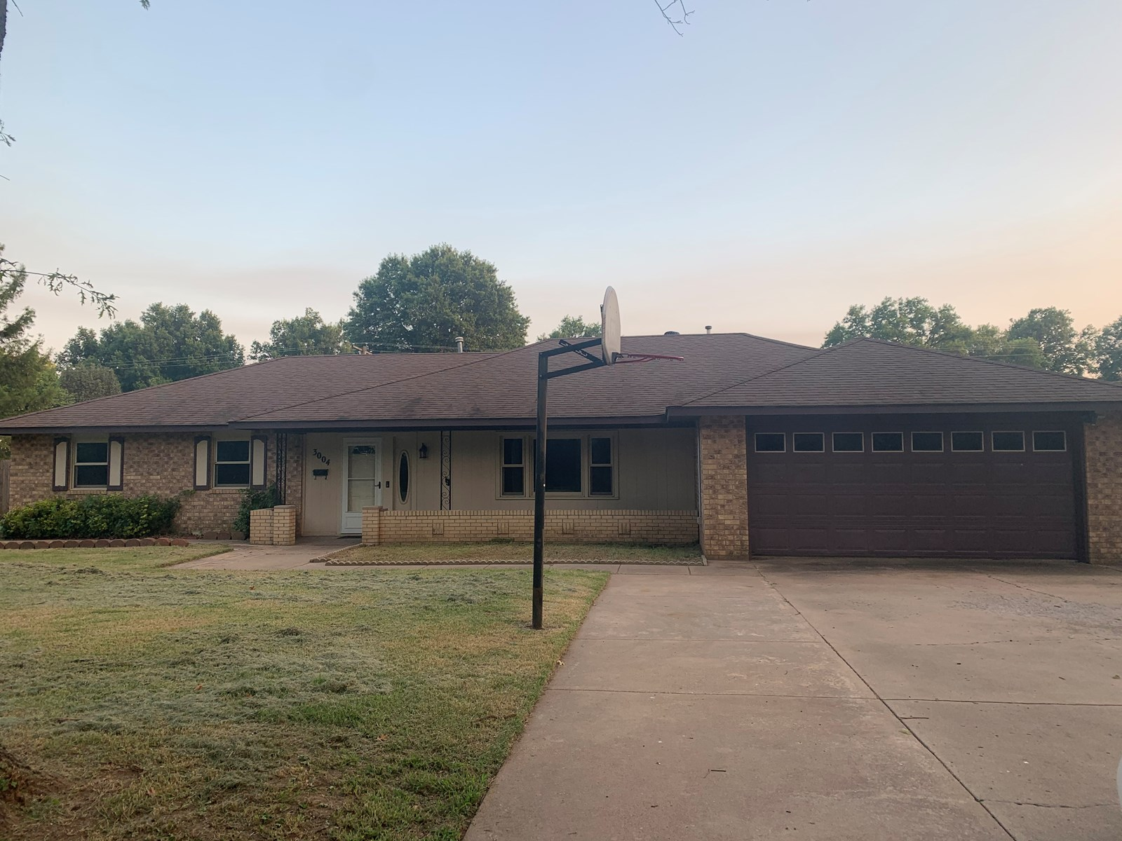PONCA CITY, NORTH CENTRAL OKLA. HOME FOR SALE