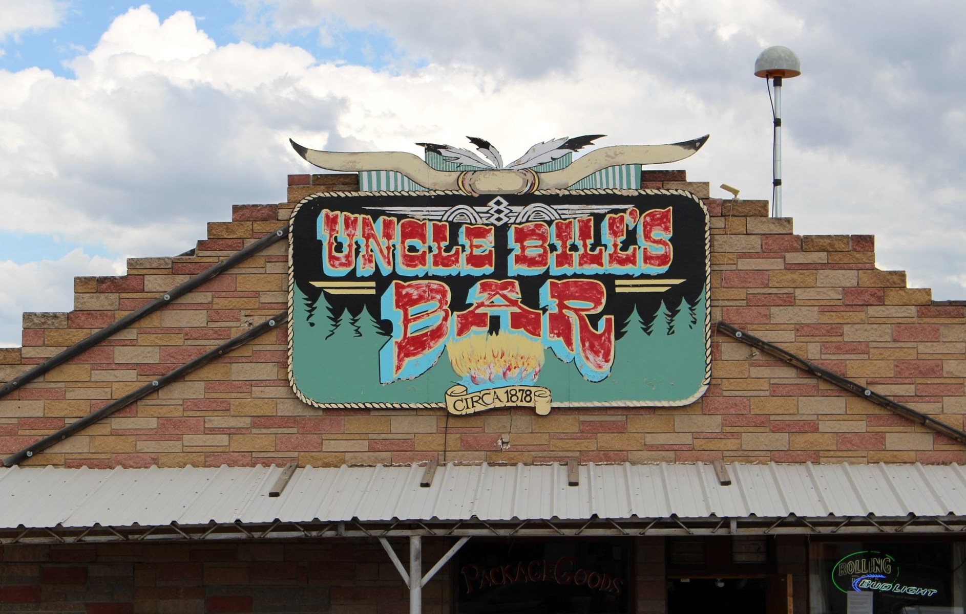 Historic Uncle Bill's  Bar Reserve, NM